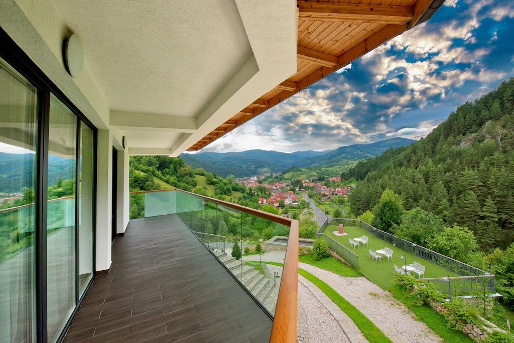 Galerie foto pensiunile Resort David Rucar