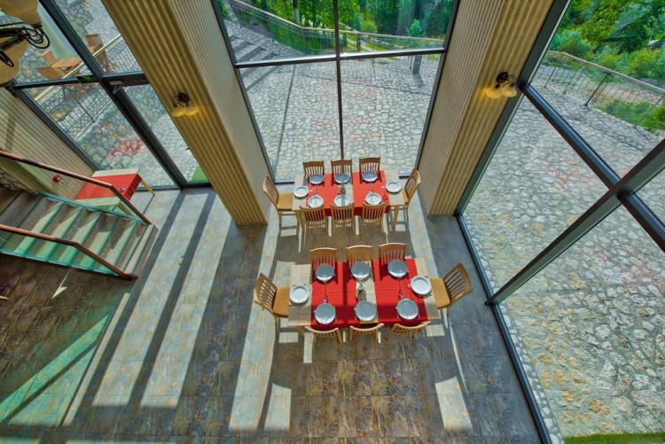 Restaurant Rucar Cazare
